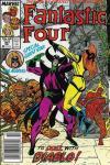 Fantastic Four #307 comic books for sale