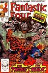 Fantastic Four #320 comic books for sale