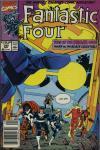 Fantastic Four #340 comic books for sale