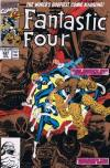 Fantastic Four #347 comic books for sale