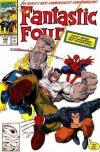 Fantastic Four #348 comic books for sale