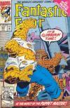 Fantastic Four #367 comic books for sale