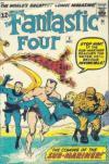 Fantastic Four #4 Comic Books - Covers, Scans, Photos  in Fantastic Four Comic Books - Covers, Scans, Gallery