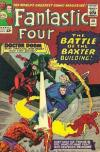 Fantastic Four #40 comic books for sale