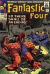 Fantastic Four #43 comic books for sale