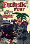 Fantastic Four #44 comic books for sale