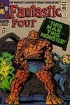 Fantastic Four #51 comic books for sale