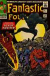 Fantastic Four #52 Comic Books - Covers, Scans, Photos  in Fantastic Four Comic Books - Covers, Scans, Gallery