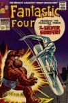 Fantastic Four #55 Comic Books - Covers, Scans, Photos  in Fantastic Four Comic Books - Covers, Scans, Gallery