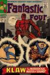 Fantastic Four #56 Comic Books - Covers, Scans, Photos  in Fantastic Four Comic Books - Covers, Scans, Gallery