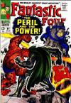 Fantastic Four #60 Comic Books - Covers, Scans, Photos  in Fantastic Four Comic Books - Covers, Scans, Gallery