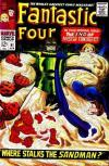 Fantastic Four #61 comic books for sale