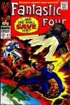 Fantastic Four #62 Comic Books - Covers, Scans, Photos  in Fantastic Four Comic Books - Covers, Scans, Gallery