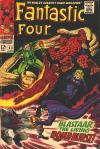 Fantastic Four #63 Comic Books - Covers, Scans, Photos  in Fantastic Four Comic Books - Covers, Scans, Gallery