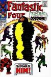 Fantastic Four #67 Comic Books - Covers, Scans, Photos  in Fantastic Four Comic Books - Covers, Scans, Gallery