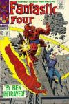 Fantastic Four #69 Comic Books - Covers, Scans, Photos  in Fantastic Four Comic Books - Covers, Scans, Gallery