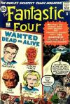 Fantastic Four #7 comic books for sale