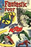 Fantastic Four #71 comic books for sale