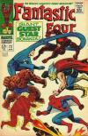 Fantastic Four #73 Comic Books - Covers, Scans, Photos  in Fantastic Four Comic Books - Covers, Scans, Gallery