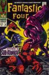 Fantastic Four #76 comic books for sale