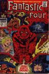 Fantastic Four #77 Comic Books - Covers, Scans, Photos  in Fantastic Four Comic Books - Covers, Scans, Gallery