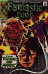 Fantastic Four #78 Comic Books - Covers, Scans, Photos  in Fantastic Four Comic Books - Covers, Scans, Gallery