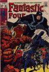 Fantastic Four #82 Comic Books - Covers, Scans, Photos  in Fantastic Four Comic Books - Covers, Scans, Gallery