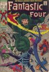 Fantastic Four #83 Comic Books - Covers, Scans, Photos  in Fantastic Four Comic Books - Covers, Scans, Gallery
