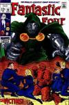 Fantastic Four #86 Comic Books - Covers, Scans, Photos  in Fantastic Four Comic Books - Covers, Scans, Gallery