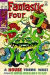 Fantastic Four #88 Comic Books - Covers, Scans, Photos  in Fantastic Four Comic Books - Covers, Scans, Gallery