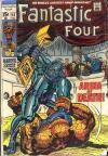 Fantastic Four #93 Comic Books - Covers, Scans, Photos  in Fantastic Four Comic Books - Covers, Scans, Gallery