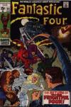 Fantastic Four #94 Comic Books - Covers, Scans, Photos  in Fantastic Four Comic Books - Covers, Scans, Gallery