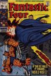 Fantastic Four #95 Comic Books - Covers, Scans, Photos  in Fantastic Four Comic Books - Covers, Scans, Gallery