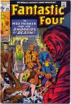 Fantastic Four #96 Comic Books - Covers, Scans, Photos  in Fantastic Four Comic Books - Covers, Scans, Gallery