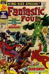 Fantastic Four #5 cheap bargain discounted comic books Fantastic Four #5 comic books
