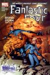 Fantastic Four #523 comic books for sale