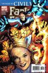 Fantastic Four #536 comic books for sale