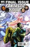 Fantastic Four #588 comic books for sale