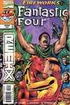 Fantastic Four Fireworks #3 comic books for sale