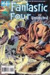 Fantastic Four Unlimited #11 comic books for sale