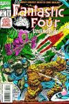 Fantastic Four Unlimited #3 comic books for sale