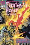 Fantastic Four Unlimited #7 comic books for sale