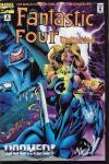 Fantastic Four Unlimited #8 comic books for sale