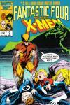 Fantastic Four vs. the X-Men #2 comic books for sale