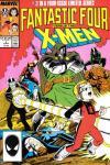Fantastic Four vs. the X-Men #3 comic books for sale