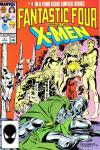 Fantastic Four vs. the X-Men #4 Comic Books - Covers, Scans, Photos  in Fantastic Four vs. the X-Men Comic Books - Covers, Scans, Gallery