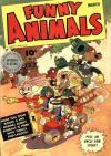 Fawcett's Funny Animals comic books
