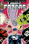 Faze One Fazers comic books