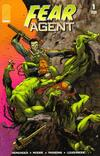 Fear Agent comic books