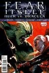 Fear Itself: Hulk vs. Dracula Comic Books. Fear Itself: Hulk vs. Dracula Comics.